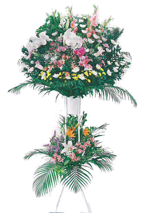 葬儀の際の供花・供物の選び方について