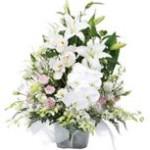 アレンジメント供花イメージ
