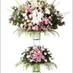 スタンド供花イメージ
